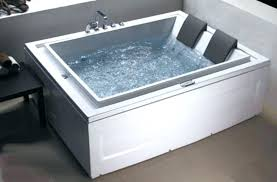 2 person whirlpool tub. Two Person Jacuzzi Bathtub Whirlpool Tubs Tub 2 Corner Bath H