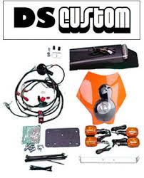 dual sport conversion kit ktm ds custom dual sport kits ds custom dual sport kit