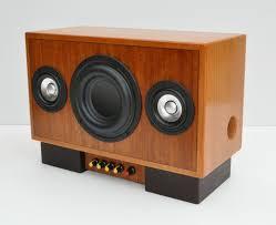 Diy Bluetooth Speaker Design Isetta 2 1 Speaker Build Diy Bluetooth Speaker Built In