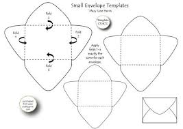 mini envelopes templates 3 small envelope templates cu4cu cup327120 99 craftsuprint