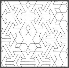 Arabesque Islamic Art Transparent Printable Patterns Www