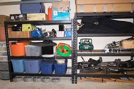 home depot husky steel garage shelving unit 77 in wide x 78 in high x 24 in deep a review
