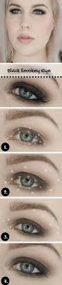 wedding makeup for blue eyes basic matte smokey eyeshadow tutorial step by step makeup