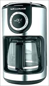 kitchenaid k cup coffee maker u2016 raizdeorigenkitchenaid k cup coffee maker kcm04wh kcm1202ob 12 programmable