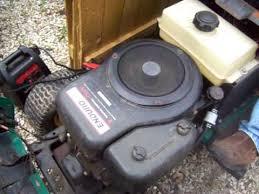 16 hp Tecumseh Enduro - YouTube