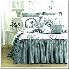 toile bedding sets on toile bedding fresh blue french sets ptures marvelous