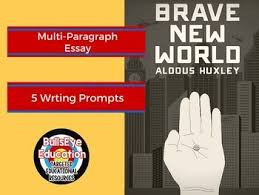 best brave new world characters ideas brave new brave new world by aldous huxley five writing prompts