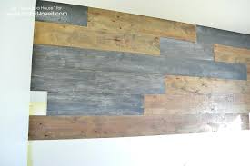 faux wall 3 barnwood wall clock how to make a faux barn wood wall make it