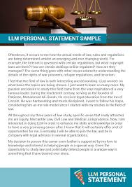 Law Law School Personal Statement Editing Services