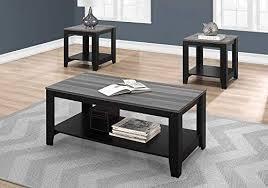 piece coffee table set