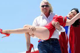 Sir Richard Branson net worth — Sunday ...