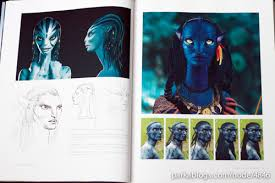 book review the making of avatar parka the making of avatar 02