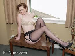 Free milf in stockings