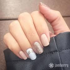 Simple Nail Design Ideas Simple And Chic Jamberry Nails Wraps Australian Orders Httpscuteicle
