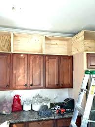 storage above kitchen cabinets above kitchen cabinets ideas best above kitchen cabinets ideas on closed adding storage above kitchen cabinets