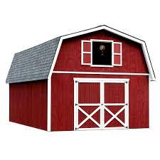 best barns roanoke 16x24 wood shed