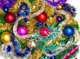 Amazon.com: King Cole Tinsel Chunky Knitting Pattern for Festive Decorations  Christmas Trees & Baubles (9035): Home & Kitchen