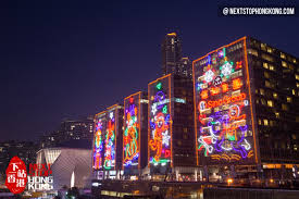 2019 hong kong christmas events