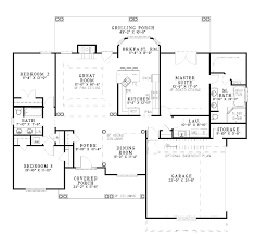 2000 sq ft homes plans american under 2 000 sq ft hwbdo65064