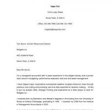 Application Letter Format Accountant Inspirationa Gallery Of Sample ...