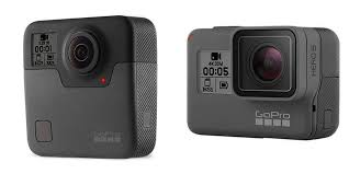 Compare Gopro Models Chart Gopro Fusion Vs Gopro Hero6 Black Whats The Difference