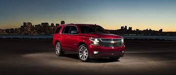 Space for Nine and V8 Power Define the 2017 Chevrolet Tahoe