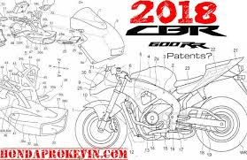 2018 honda recon.  honda leaked 2018 honda cbr news  changes  cbr600rr sport bike motorcycle  patent documents and honda recon
