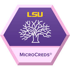 Online Badge Microcreds Lsu Online