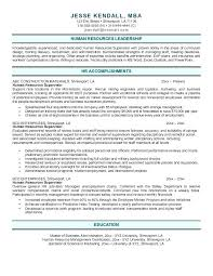 Human Resources Resume Examples Simple This Is Human Resources Director Resume 48 Human Resources Manager