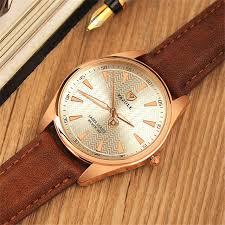 yazole men s watch fashion brand round dial