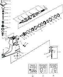mercruiser alpha one parts drawing Mercruiser Bravo 1 Diagram mercruiser upper housing drawing 1 25