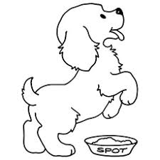 Free dog coloring pages are printable. Top 30 Free Printable Puppy Coloring Pages Online