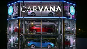 Carvana Car Vending Machine Amazing Behold A 48story Vending Machine That Dispenses Cars CBS News