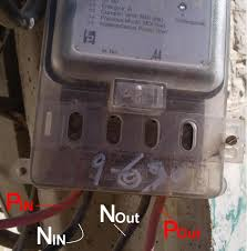 electric meter box wiring diagram in of the distribution board Distribution Box Wiring Diagram electric meter box wiring diagram with how to wire a single phase kwh meter digital or distribution panel wiring diagram