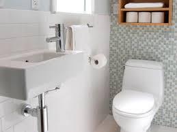 small narrow half bathroom ideas. DP_Jennifer-Jones-white-blue-modern-bathroom_s4x3 Small Narrow Half Bathroom Ideas L