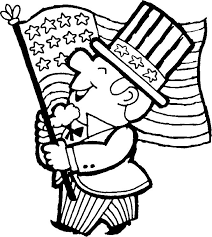 Small Picture The 25 best American flag coloring page ideas on Pinterest Flag