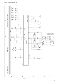 volvo wiring diagram fh group 37 wiring diagram fh t3059724 17