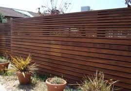 horizontal wood fence. Perfect Fence Lovely Ideas Best Wood For Horizontal Fence Modern  FENCE DESIGN GALLERY Throughout E