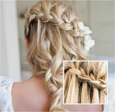 Tendencia Peinados Para Bodas Pelo Largo Con Trenza 10 Peinados