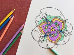 the coloring book craze has pletely exploded and grown ups everywhere are rediscovering the fun and magic of drawing in the lines