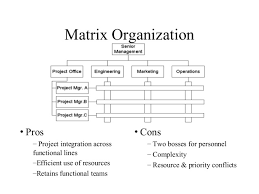 Pros And Cons Matrix Spm Lecture 2