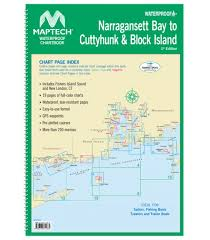 Waterproof Charts 16 Chartkit Region 16 New Orleans To Panama City Fl 4th Edition