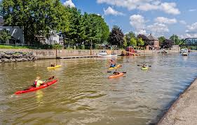 New Guidebook Unlocks New York State Canal System For