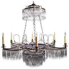 neoclassical style chandelier in the baltic taste custom made for