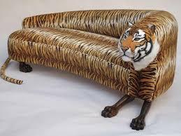 nature inspired furniture. tiger sofa living room furniture nature inspired