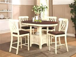 counter height pedestal dining table