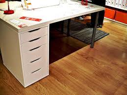 ikea office filing cabinet. Fine Cabinet Desk With Filing Cabinet IKEA Intended Ikea Office