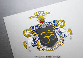 Design A Family Crest Coat Of Arms I Designed For An Indian Family Custom Coat