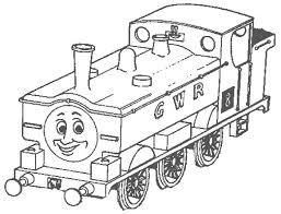 James The Red Engine Coloring Pages At Getdrawingscom Free For