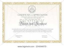 Certificate Background Images Illustrations Vectors Free Bigstock
